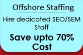 Off shore staffing discount offer image by Internet Marketing India