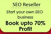 SEO reseller discount offer image by Internet Marketing India